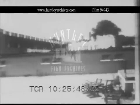 Algiers Motel Incident, 1967, the accused police officers.  Archive film 94943