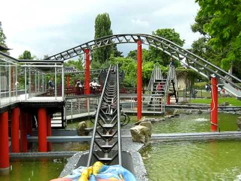 Dragon jardin d 39 acclimatation youtube for Jardin d acclimatation
