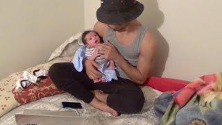 TALKING BABY!