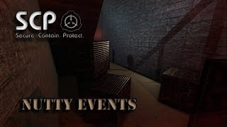 Scp Secret Laboratory - Nutty Events
