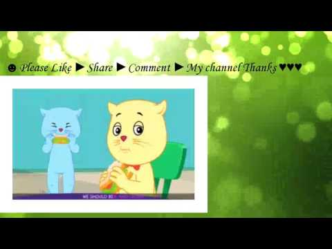 Three Little Kittens Went To The Zoo – Wild Animals Sounds Nursery Rhymes by Cutians™   ChuChu TV thumbnail