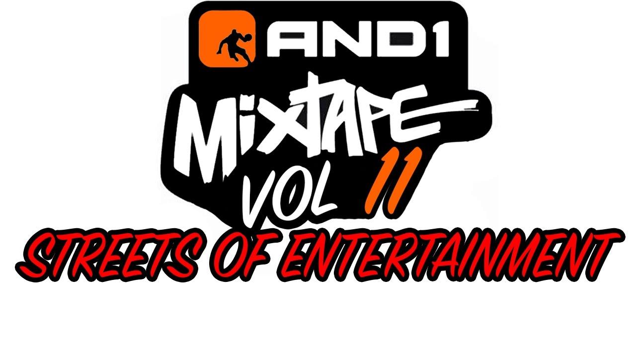 AND1 Mixtape Volume 11 DVD -