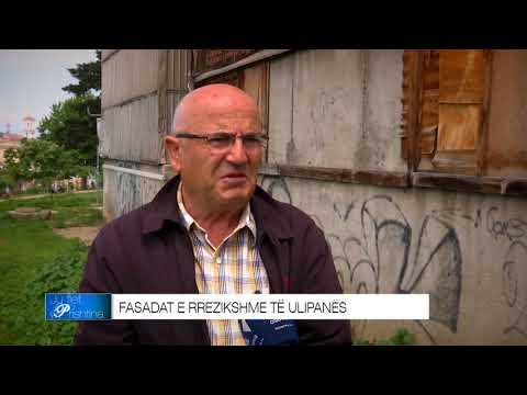 Ulpianë, soliterët zhveshen nga llamarina - 26.05.2018 - Klan Kosova