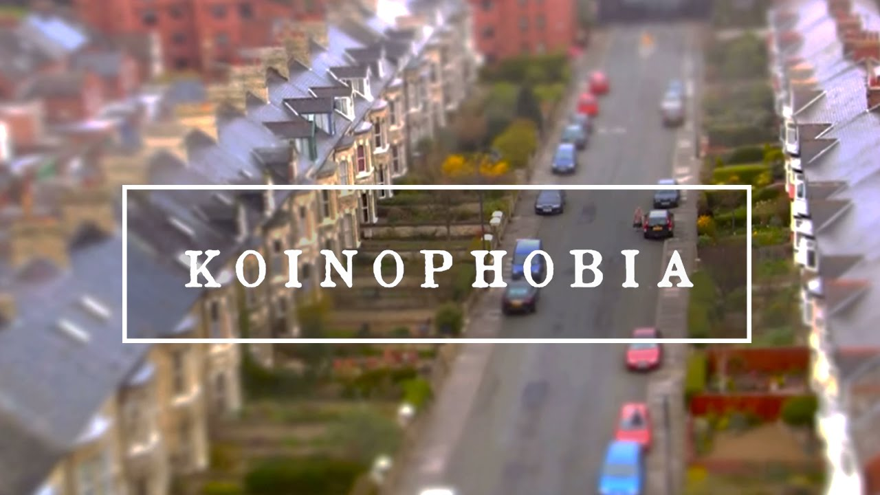 Koinophobia - The Fear Of Being Ordinary