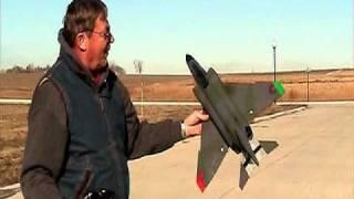 F-4e Phantom Advanced EDF RC Jet * Flight Review by Dave Herbert