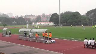 gol pertama tepat 525pm mof fc benamkan harimau malaya c liga fam 2014