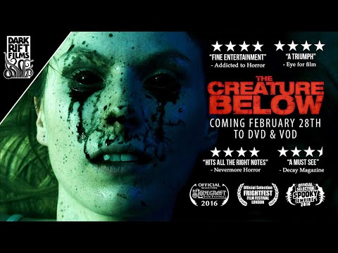 THE CREATURE BELOW Official Full online | OUT NOW ON DVD & VOD streaming vf