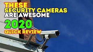 Best Security Cameras 2017 & 2018 for home, indoor, outdoor security