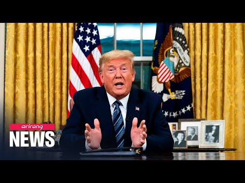 Trump calls on emergency financial relief amid international fiscal policies to combat COVID-19