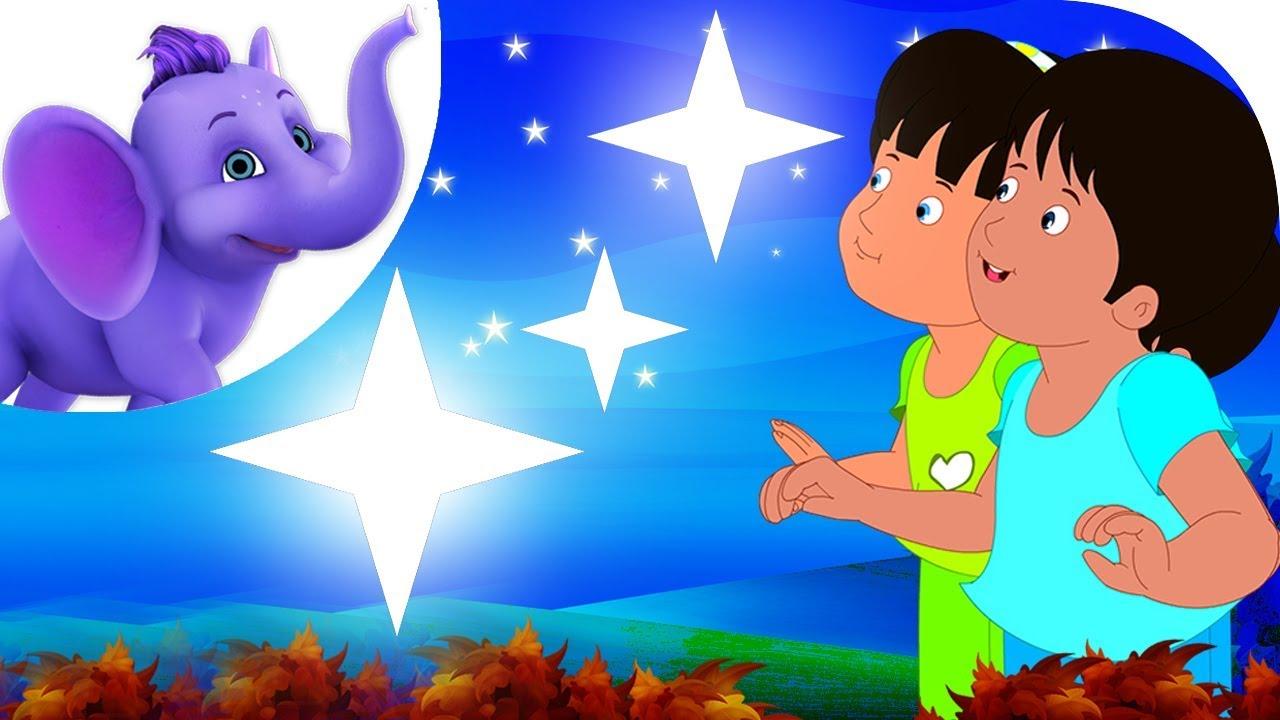Twinkle Twinkle Little Star Video Rhymes   Appu Series