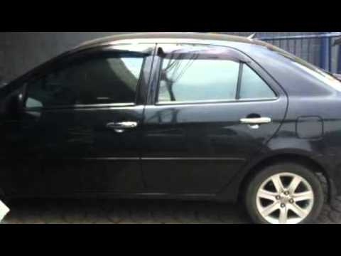 Dijual Mobil Bekas Vios G Matic 2005 Hitam Youtube