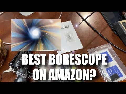 The Best Borescope On Amazon? Let's Check It Out!