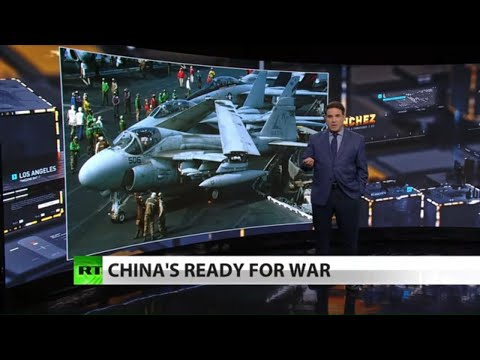 Empire strikes back: China deploys fighter jets to Taiwan (Full show)