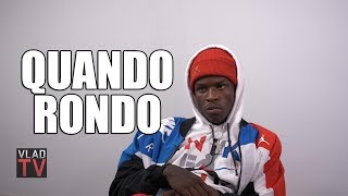 Quando Rondo: My Mama is in Prison Right Now, This is Her 6th Time In (Part 13)