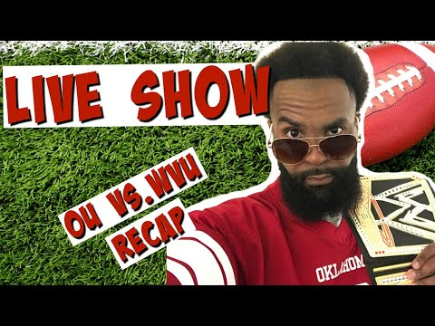 🔴 POSTGAME LIVE SHOW RECAP: No. 4 OU Sooners vs. WVU Mountaineers | Oklahoma Football