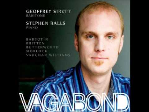 Vaughan Williams - The Vagabond (Songs of Travel)