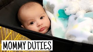 Mommy Duties || lifewithevettexo