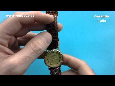 Reloj DUWARD de oro de 18 kilates de segunda mano E238053 - YouTube 5b312a899b30