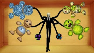 Kick The Buddy All Bio Weapons vs All Plants