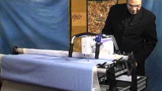 Janome 1600P-QC Long Arm Sewing Machine with Grace Frame - Part 2 of 2
