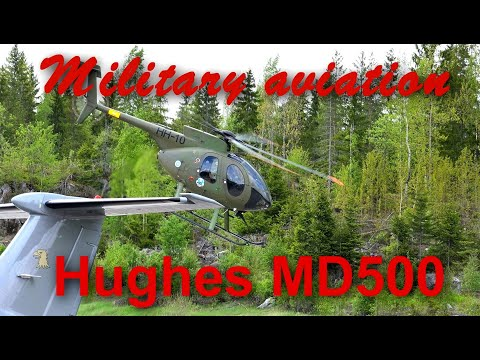 Hughes 500 Helicopter Airshow Flight Youtube