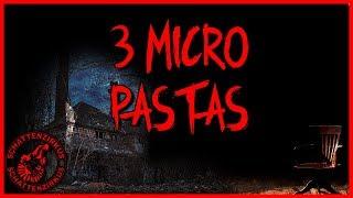 German Creepypasta 🎧 3 Micropastas 🎙️