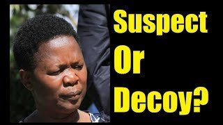 "Is Mrs Obado Now A Suspect In Sharon Case? What She ""Said"" At Presser"