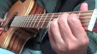 Loi Ve Dat Me (Duy Khanh)  Guitar Cover