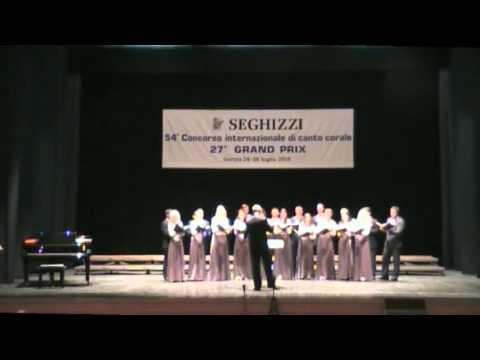 Edward Elgar - There is sweet music - Khmelnytskyi Chamber Choir (Ucraina)