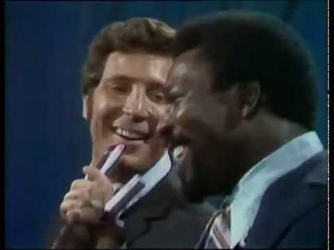 Tom Jones & Wilson Pickett Medley - This Is Tom Jones TV Show 1970