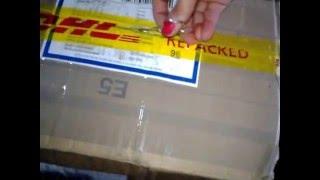 видео DHL Global Mail курьерская компания | АliSovet.ru - товары из Китая. Советы покупателям.