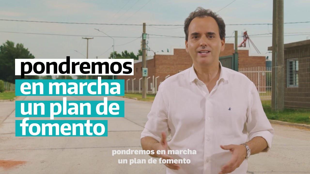Plan de fomento - Río Cuarto bien alto