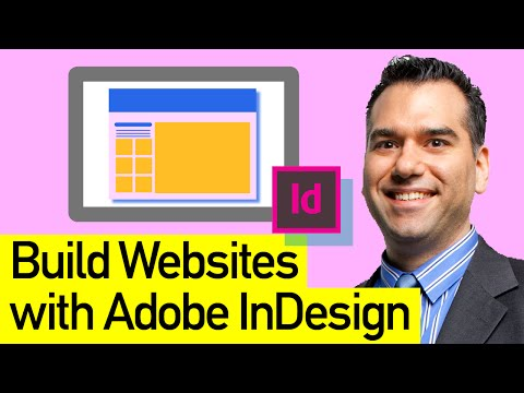 Adobe InDesign No HTML Website: Adobe InDesign Interactive PDF Website, No HTML Needed!