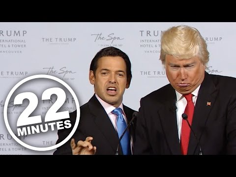 Vancouver isn't immune to Trump's alternative facts | 22 Minutes