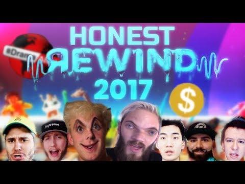 Download Youtube: IF YOUTUBE REWIND WERE HONEST (Pewdiepie, Jake Paul, H3H3, Ricegum, Keemstar, etc)
