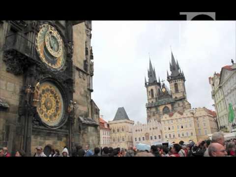 Окно в Европу. Прага. 1 серия