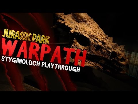 Jurassic Park: Warpath | Stygimoloch Arcade Playthrough