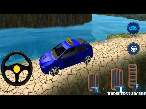 Off Road Taxi SImulator | Mountain View Crazy Taxi - Android GamePaly Simulator for Kids HD