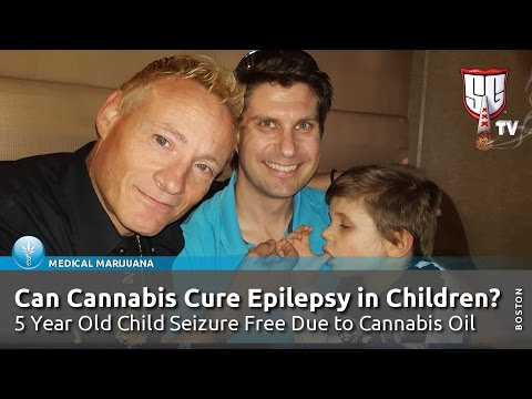Can Cannabis Cure Epilepsy in Children? 5 Year Old Child Seizure Free Due to Cannabis CBD Oil - SGTV