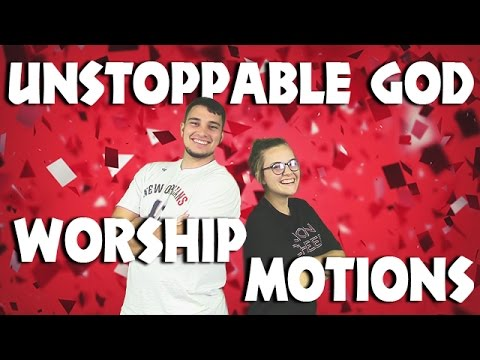 Unstoppable God Kids Worship Motions