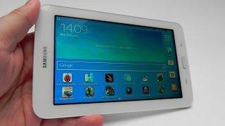 Samsung Galaxy Tab 3 Lite SM-T110 обзор ◄ Quke.ru ►