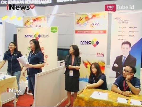 MNC Asset Management Membuka Peluang Kerja Dengan Mengikuti Apafest 2017 - iNews Petang 14/10