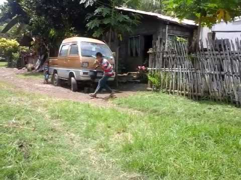 Funny Fighting with Gun Video in Kauswagan Lanao del Norte