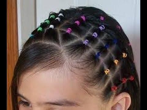 peinados faciles para nias peinados fciles para nenas