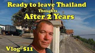 Ready to Leave Thailand? Thoughts After 2 Years