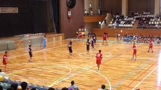 平成25年 ハンドボール高校関東大会決勝2