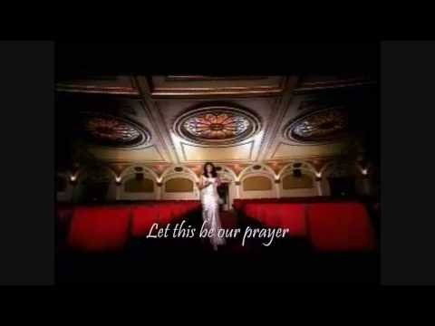 [[HD]] ~The Prayer~ Donnie McClurkin & Yolanda Adams ~  ((ON SCREEN LYRICS))