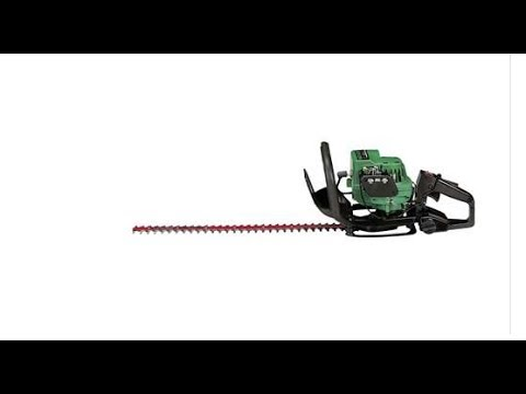 Weed Eater GHT225 22-Inch Gas Powered Hedge Trimmer Saw