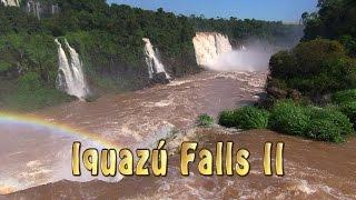 Iguazu Falls (Wasserfälle) Brazil, Doku Sehenswürdigkeiten HD 11/19