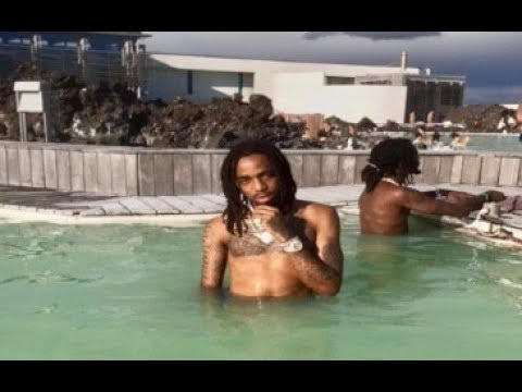 Migos at The Blue Lagoon In Iceland DRUNK & TURNT UP!